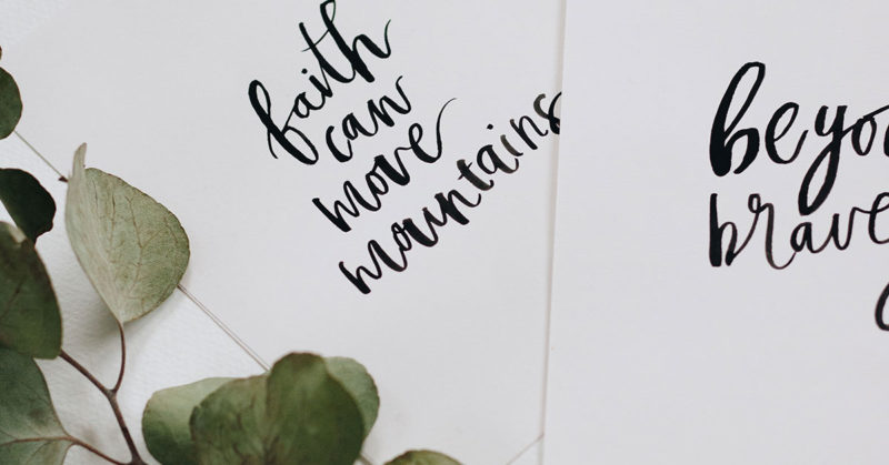 Faith-Healing