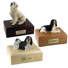 Dog Figurines & Commemorative Pet Urns
